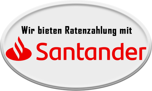 Santander Ratenzahlung
